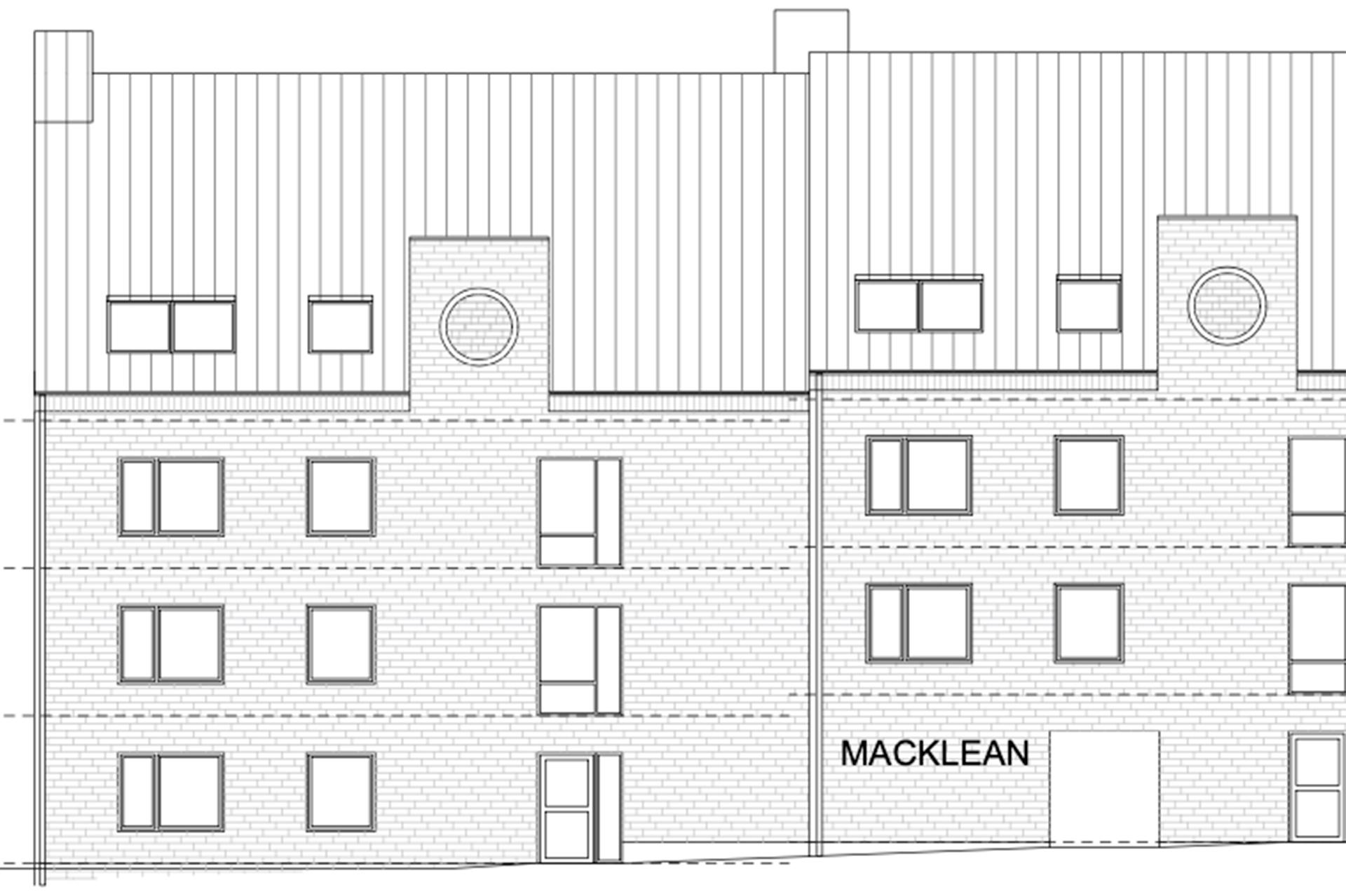 Macklean 4, 5, 6, 13, Skurup