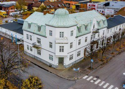 Allégatan 9 & 11, Östra nygatan 2, Klippan