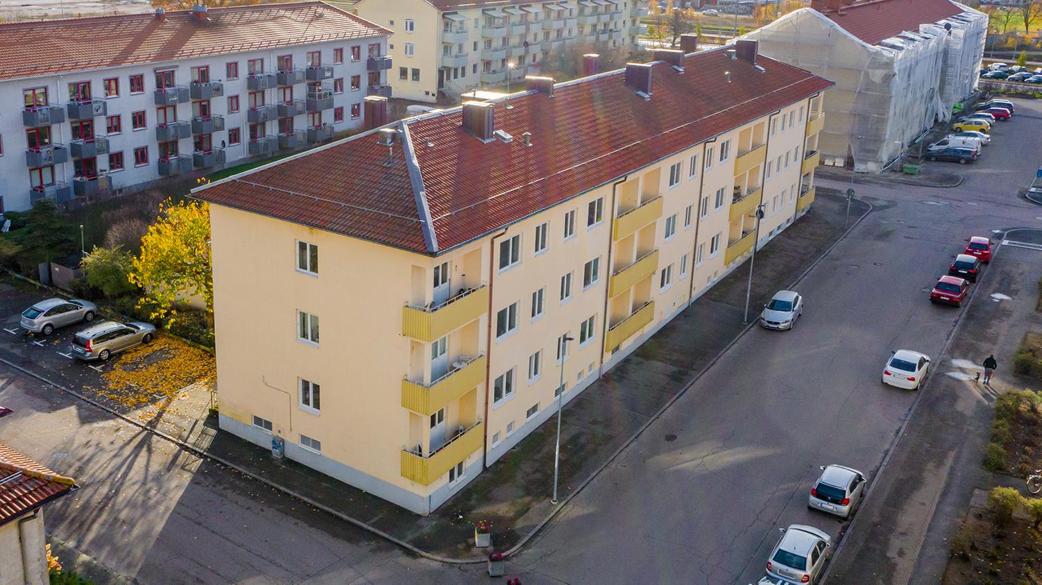 Åbygatan 8A-C, Klippan