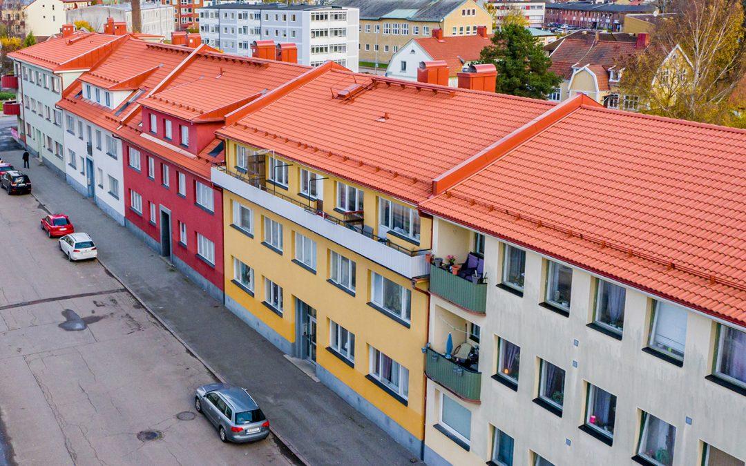 Åbygatan 12, 14, 16, 18 & 20, Klippan