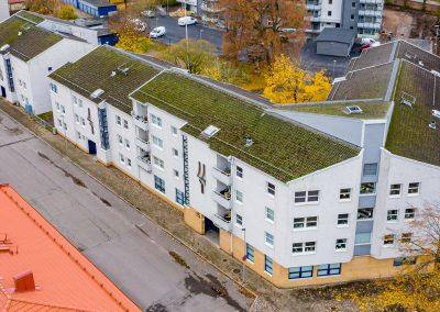 Allégatan 6-8, Thorsgatan 3 & Åbygatan 11-15, Klippan